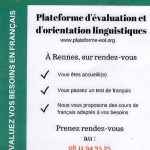 Pour accéder aux cours de français pour les étrangers et personnes d'origine étrangère