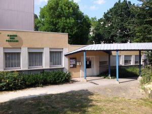 La Maison des Familles, à Cleunay, Rennes