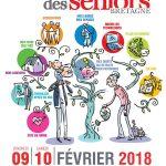 Le forum des séniors Bretagne aura lieu les 9 et 10 février au Parc Expo. L'EPN des Trois Maisons présentera ses ateliers (notamment Gimp et arduino)
